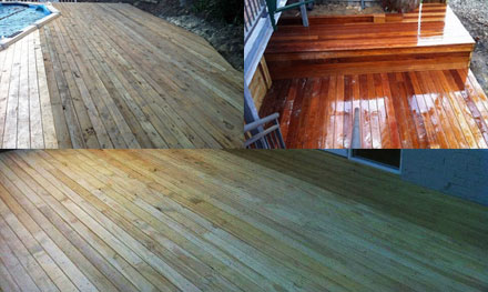 Decks built in the wollongong area